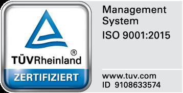 TÜV Rheinland zertifiziert Volavis GmbH